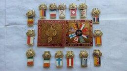 Жетоны, медали и значки - Значки рэтро UEFA, 0
