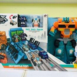 """Роботы и трансформеры - Робот трансформер """"Max Robot"""" Боты спасатели, 0"""