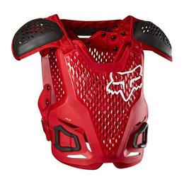 Спортивная защита - Защита панцирь FOX R3(L/XL / красный/L), 0