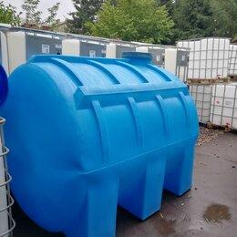 Баки - Емкость горизонтальная ОГ 5000 Aquaplast , 0