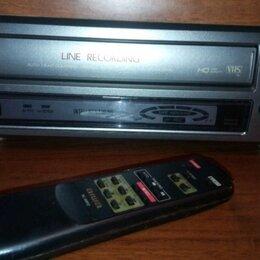 Видеомагнитофоны - Aiwa hv-cx818 кассетный видеомагнитофон, 0