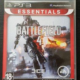 Игры для приставок и ПК - Battlefield 4 для PS3, 0