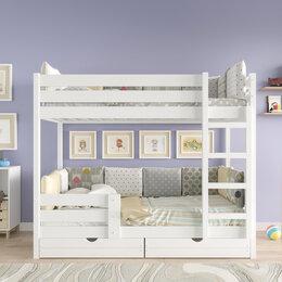 Кровати - Двухъярусная кровать , 0