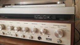 Усилители и ресиверы - Усилитель Бриг 001 стерео Hi-Fi, 0
