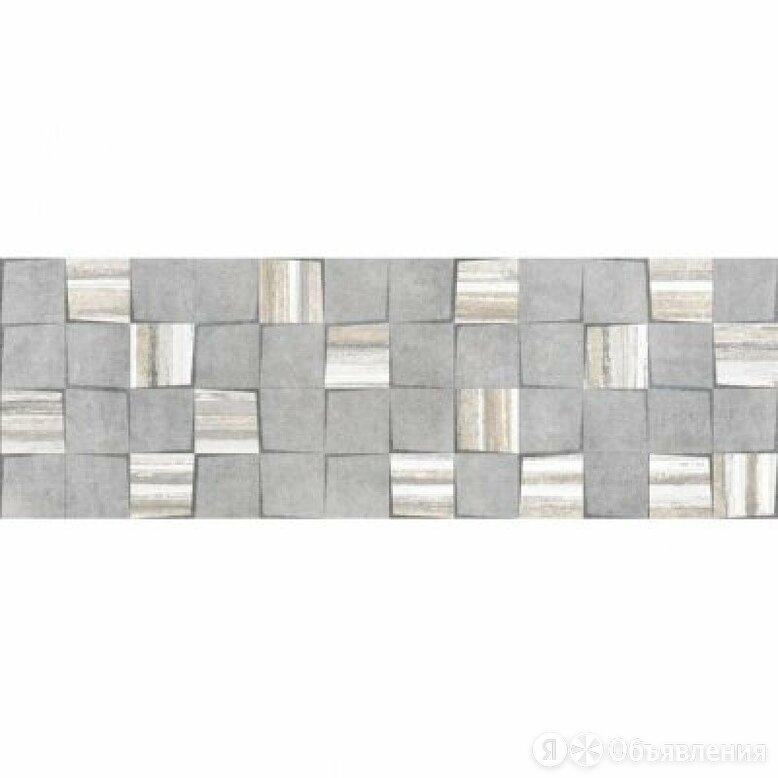 Настенная плитка 00-00-5-17-30-06-1117 Темари серый мозаика 20х60 Нефрит-Кера... по цене 1040₽ - Керамическая плитка, фото 0