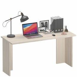 Компьютерные и письменные столы - СКЛ-Прям150 (без тумбы) компьютерный стол, 0
