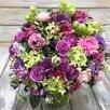 Интерьерная композиция из искусственных цветов по цене 2500₽ - Цветы, букеты, композиции, фото 5