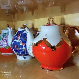 Чайники - Чайники доливные купеческие из 70-х Барановка Полонное Суммы, 0