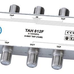 Кабели и разъемы - Абонентский ответвитель RTM на 8 отводов TAH820F RTM , 0