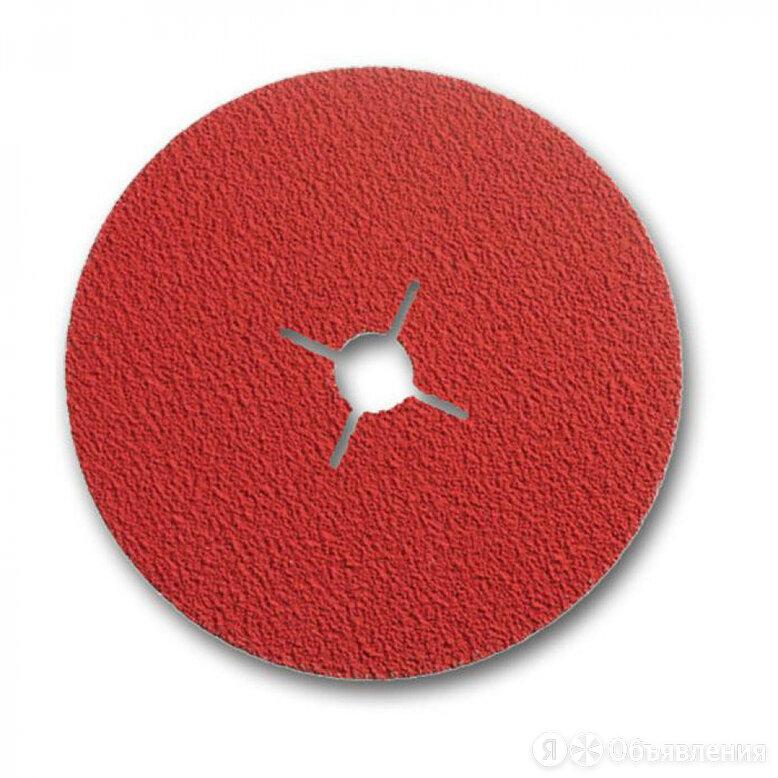 Фибровый диск NORTON QUANTUM F996 по цене 159₽ - Для шлифовальных машин, фото 0