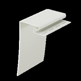 Сайдинг - Окантовочный профиль (3,05) Пломбир Дёке, 0