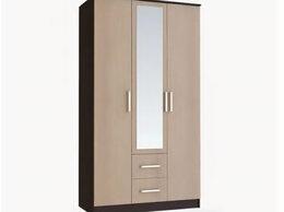 Шкафы, стенки, гарнитуры - Шкаф Фиеста 3х створчатый, 0