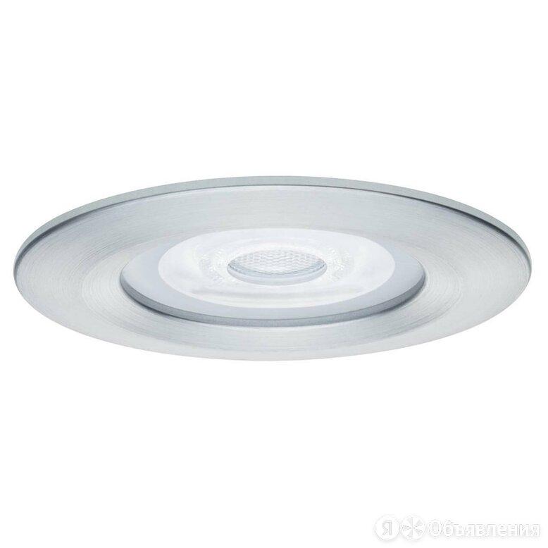Встраиваемый светодиодный светильник Paulmann Nova 93594 по цене 3040₽ - Встраиваемые светильники, фото 0