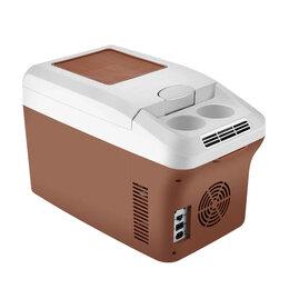 Сумки-холодильники и аксессуары - Автомобильный холодильник 12/220 с дисплеем, 0