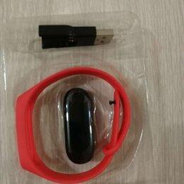 Умные часы и браслеты - Фитнес браслет M3 Plus Smart , 0