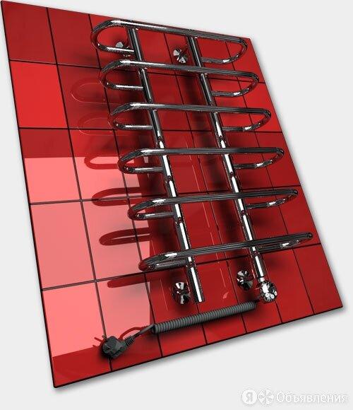 Электрический полотенцесушитель Двин Y 120x60 ТЭН справа по цене 22588₽ - Полотенцесушители и аксессуары, фото 0
