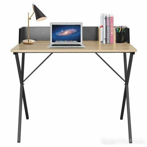 Письменный стол Brabix Loft по цене 4112₽ - Компьютерные и письменные столы, фото 0