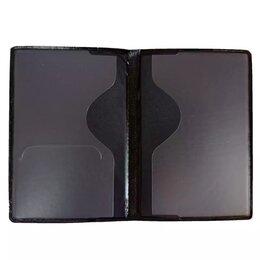Обложки для документов - Обложка для паспорта Киска с бабочками Passport, 0