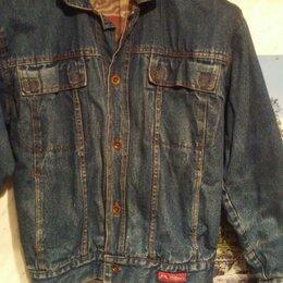 Куртки - Куртка джинсовая 48-50 раз., 0