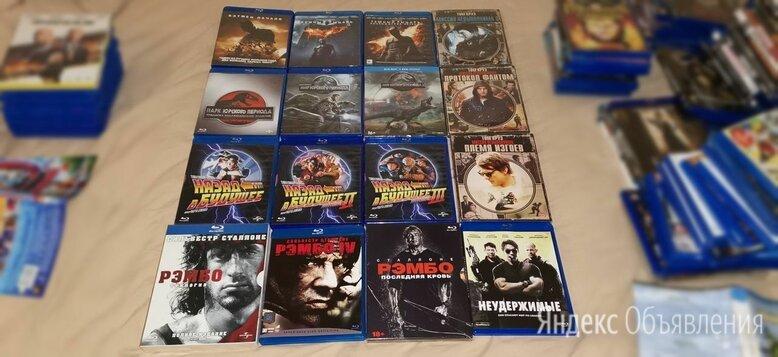 Фильмы Blu-ray по цене 300₽ - Видеофильмы, фото 0
