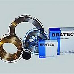 Электроды, проволока, прутки - Проволока DT- G3Si1 CuZn d. 1,0 мм (15кг), 0