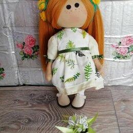 Рукоделие, поделки и сопутствующие товары - Текстильные куклы , 0