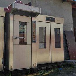 Жарочные и пекарские шкафы - Печь ротационная Zucchelli Forni Minirotor E 40x60, 0