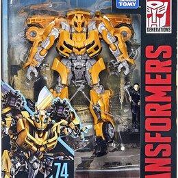 Роботы и трансформеры - Трансформер Бамблби студия 74, 0