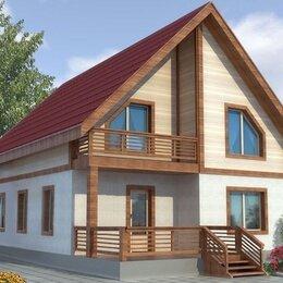 Готовые строения - Каркасный дом 8.4х10.5 171м2, 0
