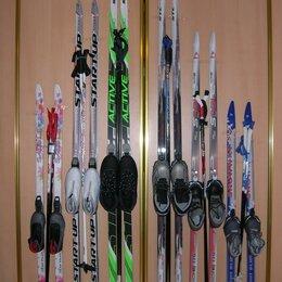 Беговые лыжи - Беговые лыжи, лыжные ботинки - обмен, продажа, 0