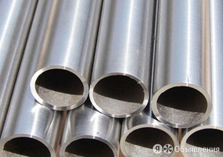 Труба титановая 40х4 мм ОТ4 ГОСТ 22897-86 по цене 1378₽ - Металлопрокат, фото 0