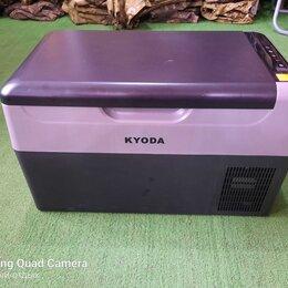 Аксессуары и запчасти - Автохолодильник Kyoda объем 22 л, 0