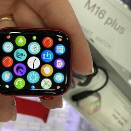Умные часы и браслеты - M16 Plus Smart Watch, 0
