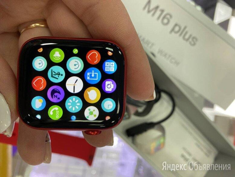 M16 Plus Smart Watch по цене 2100₽ - Умные часы и браслеты, фото 0
