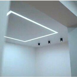 Светодиодные ленты - Световые линии в натяжной потолок, 0