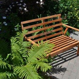 Банкетки и скамьи - банкетка, скамейка деревянная, 0