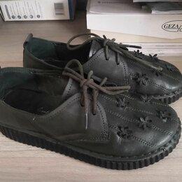 Ботинки - Ботинки подростковые для девочки, 0