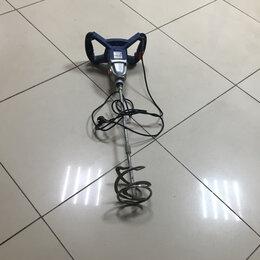 Миксеры - Dexter Power. Строительный миксер DEXTER Electric mixer R6219D3S-DP, 0