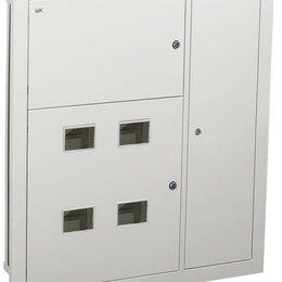 Электрические щиты и комплектующие - Щит этажный ЩЭ-4 36 IP31 УХЛ3 LIGHT IEK MKM42-04-31-L, 0