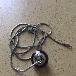 Кулоны и подвески - Кулон с султанитом и серебром, 0