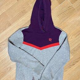 Толстовки - Толстовка Reebok с капюшоном, XS, 0
