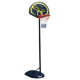 Стойки и кольца - Баскетбольная мобильная стойка DFC KIDS3, 0