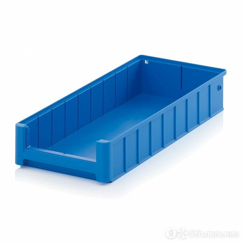 Стеллажный лоток Пластик система 12.340.65 по цене 556₽ - Расходные материалы, фото 0