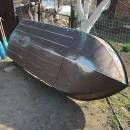 Надувные, разборные и гребные суда - Дюралевая,весельная лодка Малютка--2, 0