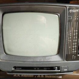Телевизоры - миниатюрный телевизор Vigor, коллекционный, 0