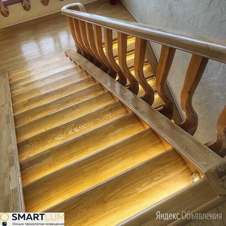 Умная автоматическая подсветка лестниц  по цене 16900₽ - Интерьерная подсветка, фото 0