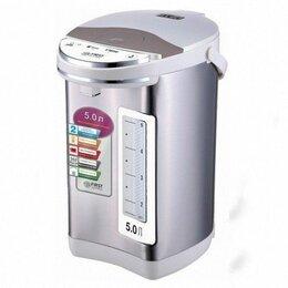 Электрочайники и термопоты - Термопот FIRST AUSTRIA 5448-9, silver, 0
