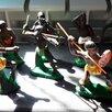Солдатики африканцы Ссср резиновые  по цене 1800₽ - Солдатики, фото 1