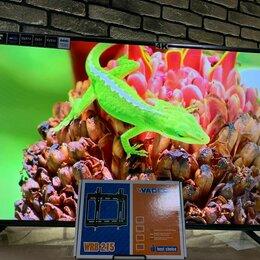 Телевизоры - Богатый Смарт телевизор 43 4K, настроен+кронштейн, 0