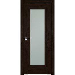 Межкомнатные двери - Дверь межкомнатная Profil Doors 2.86XN Дарк браун - со стеклом, 0